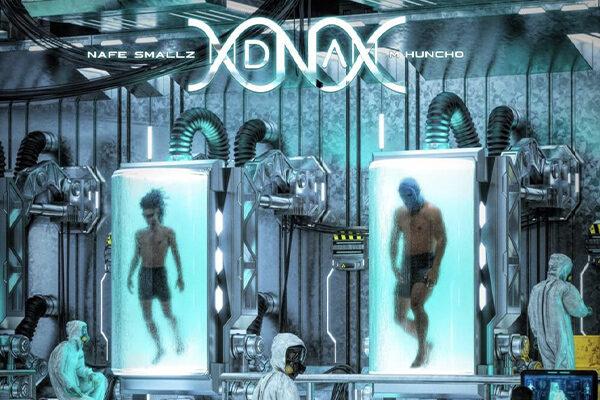 Axel Kacoutie - M Huncho x Nafe Smallz – DNA 🧬 - Work Thumbnail